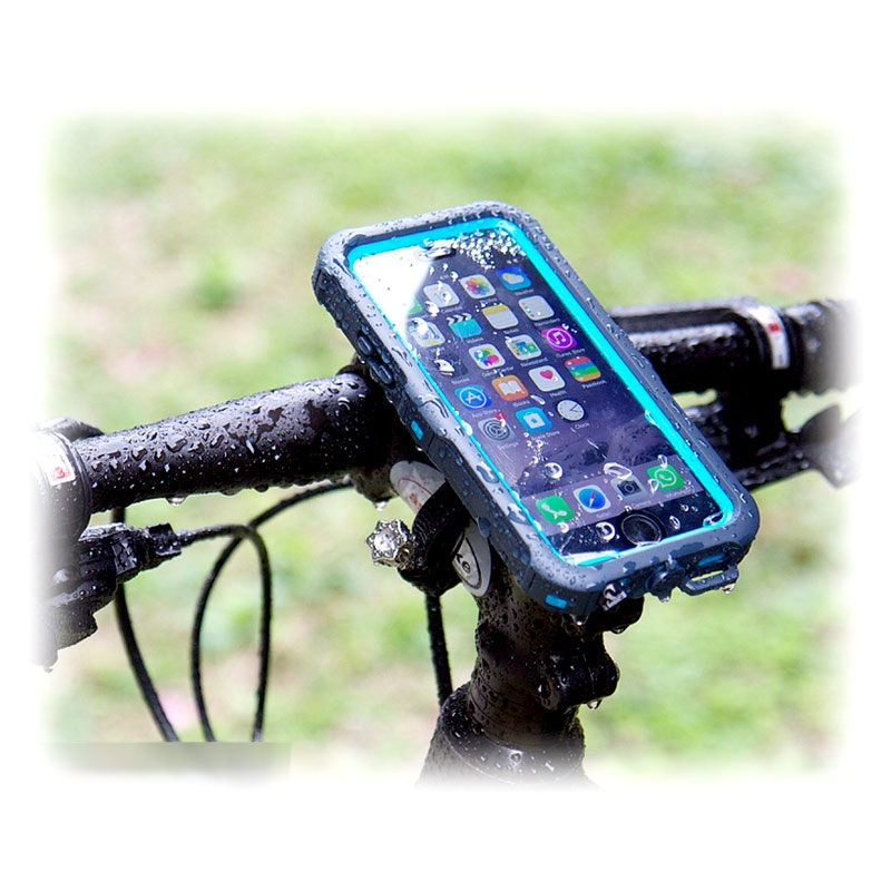iPhone 6 / 6S Armor-X MX-AP4 Carabiner Waterproof X-Mount Case