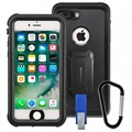 iPhone 7 Plus Armor-X MX-AP7P Waterproof Case - Black
