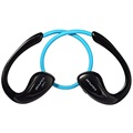 Awei A880BL In-Ear Sports Bluetooth Headset - Blue