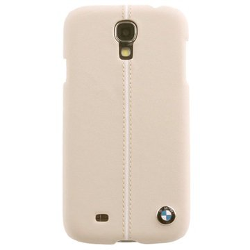 Samsung Galaxy S4 I9500, I9505 BMW Leather Coated Hard Case