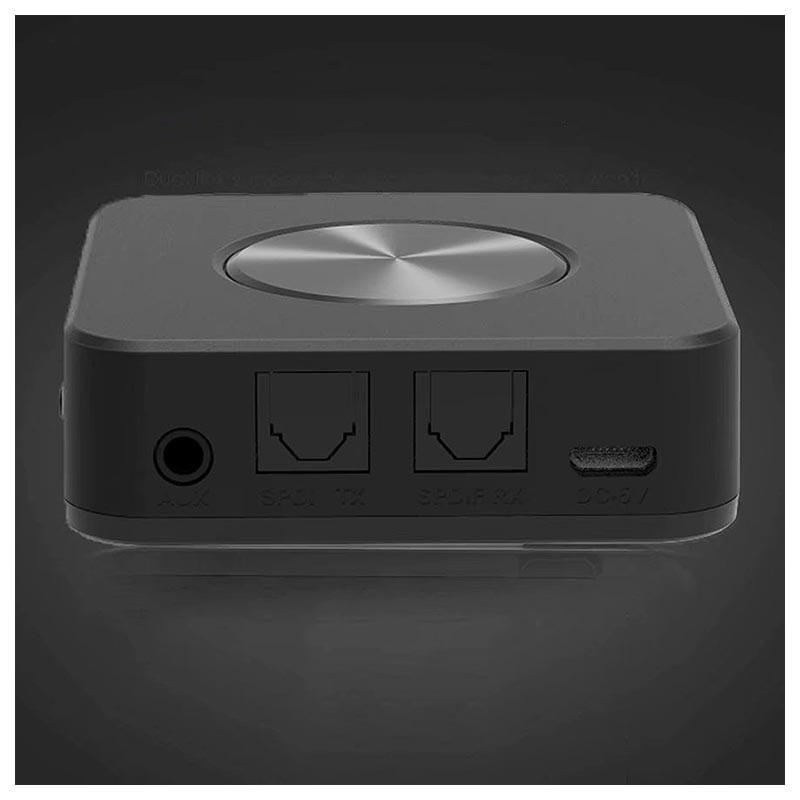 Bluetooth Audio Transmitter / Receiver with S/PDIF BT4842B - Black
