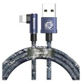 Baseus Camouflage Mobile Game Lightning Cable - 1m