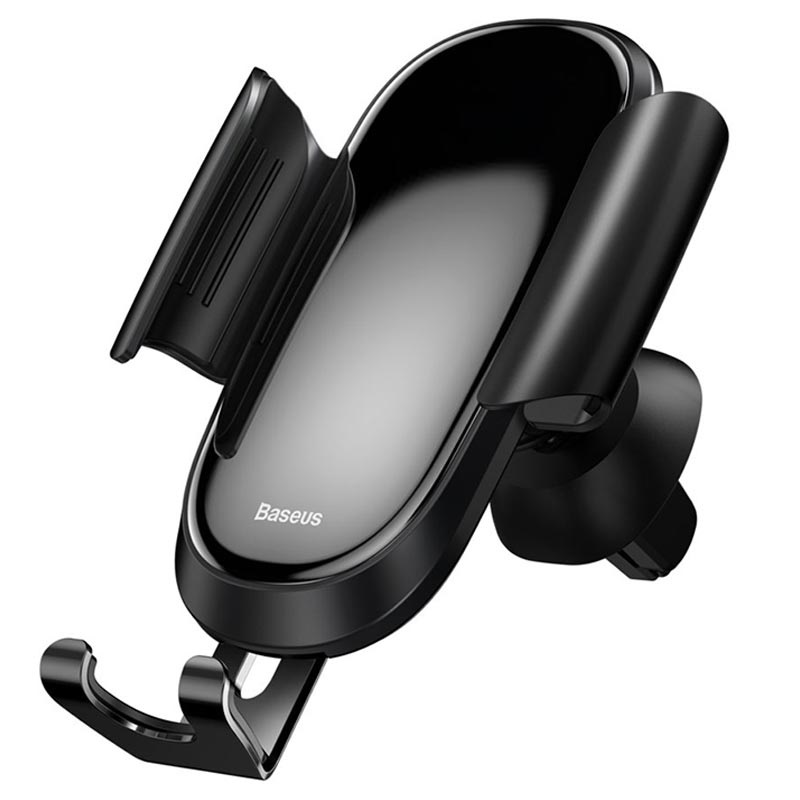 Baseus Future Gravity Air Vent Car Holder - Black
