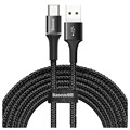 Baseus Halo USB 2.0 / Type-C Cable CATGH-E01 - 3m - Black
