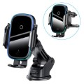 Baseus Light Electric 15W Wireless Car Charger / Car Holder WXHW03-01