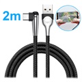 Baseus MVP Mobile Game USB 3.1 Type-C Cable - 2m