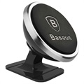 Baseus Magnetic Smartphone Holder - Silver