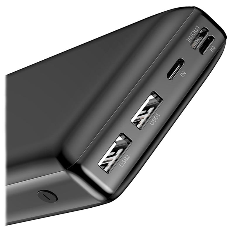 Baseus Mini JA 2xUSB & USB-C Power Bank - 30000mAh