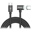 Baseus Type-C Magnet Cable for MacBook - L-Shape
