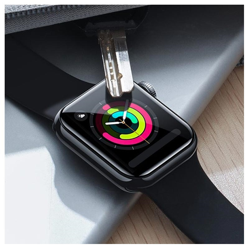 Baseus Ultra-Thin Apple Watch Series 1/2/3 Screen Protector - 38mm