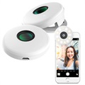 Baseus iShining Selfie Light Ring - White