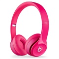 Beats Solo2 On-Ear Headphones - Pink
