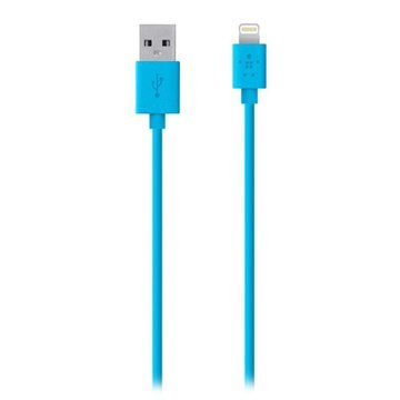 Belkin Lightning / USB ChargeSync Cable - Blue