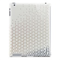 Belkin Snap Shield Remix Cover - iPad 2 iPad 3, iPad 4 - White Fade