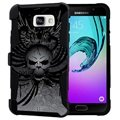 Samsung Galaxy A5 (2015) Beyond Cell Kombo Shell Case - Wing Skull