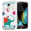 LG K10 Beyond Cell Protective Case - Berryphant