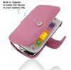 BlackBerry Torch 9810 PDair Leather Case - Pink