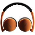 Boompods Skypods Bluetooth Headset - Orange