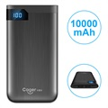 Cager S100 Dual USB Power Bank - 10000mAh