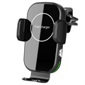 Car Holder / Wireless Car Charger CW15 - 15W - Black