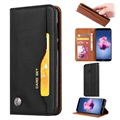 Card Set Series Huawei P Smart Wallet Case - Black