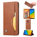 Card Set Series OnePlus 6T Wallet Case - Brown