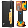 Card Set Series Samsung Galaxy A20e Wallet Case - Black