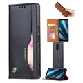 Card Set Series Sony Xperia 1 Wallet Case - Black