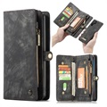 Caseme Multifunctional Samsung Galaxy Note10+ Wallet Case - Black