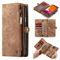 Caseme 2-in-1 Multifunctional iPhone 11 Pro Max Wallet Case - Brown