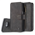 Samsung Galaxy S7 Caseme Multifunctional Wallet Leather Case