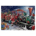 Christmas Jigsaw Puzzle Painting - 1000 Pcs