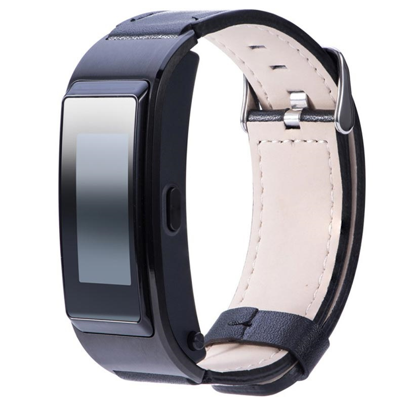 Huawei TalkBand B5 Classic Leather Strap