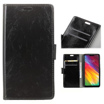 buy online a21a6 201a9 Classic Series LG G7 Fit Wallet Case
