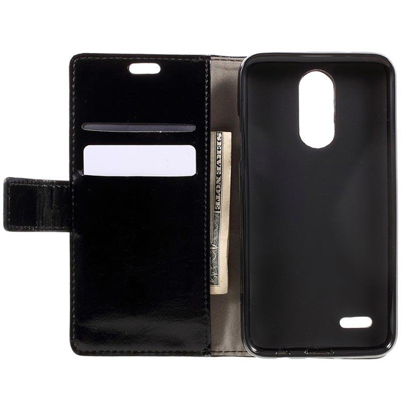 LG K4 (2017) Classic Wallet Case