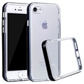 iPhone 7 / iPhone 8 Clear Series Hybrid Case - Black