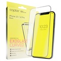 Copter Exoglass Curved iPhone 12/12 Pro Tempered Glass Screen Protector