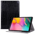 Samsung Galaxy Tab S5e Folio Case - Crocodile