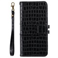 Crocodile Series iPhone 11 Pro Wallet Case