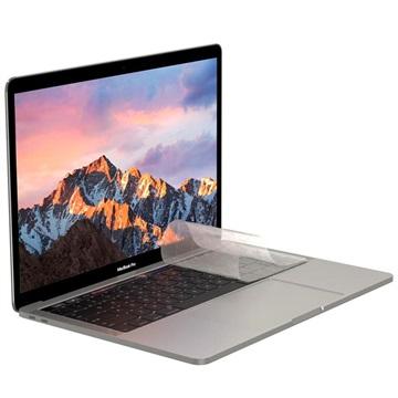 quality design 4876f 0750c MacBook Pro 13, MacBook Pro 15 Devia Keyboard Cover - Transparent