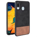 Dual Fashion Samsung Galaxy A30, Galaxy A20 Hybrid Case
