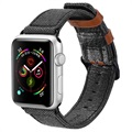 Dux Ducis Canvas Apple Watch Series 5/4/3/2/1 Strap - 42mm, 44mm