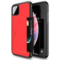 Dux Ducis Pocard Series iPhone 11 Pro Max TPU Case - Red