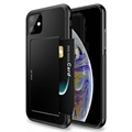 Dux Ducis Pocard Series iPhone 11 TPU Case - Black