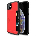 Dux Ducis Pocard Series iPhone 11 TPU Case - Red