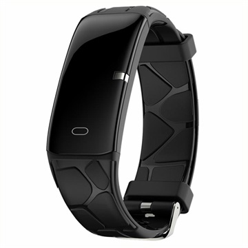 "E58 Waterproof Activity Tracker - 0.96"", IP67"