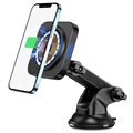 ESR HaloLock iPhone 12 Magnetic Wireless Charger / Dash Mount Car Holder