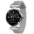 Elegant Female Waterproof Smartwatch with Heart Rate H1