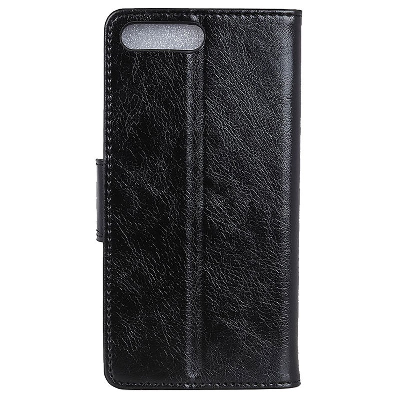 Elegant Series Huawei Y6 (2018) Wallet Case with Stand Function