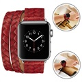 Apple Watch Series 1/2/3 Elegant Woven Wristband - 42mm
